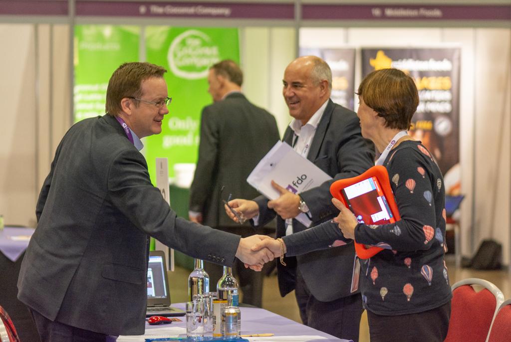 facilities management meet the buyer